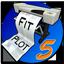 FitPlot Logo